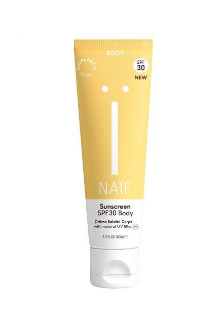 Naïf---Natuurlijke-zonnebrandcrème-lichaam---SPF30---100ml