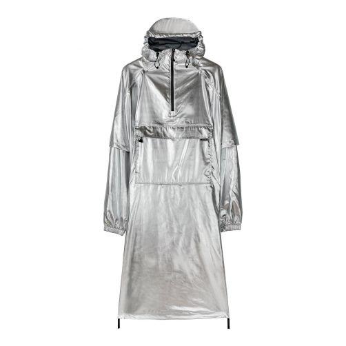 Maium---Regenjas-voor-volwassenen---(08)-Poncho---Zilver
