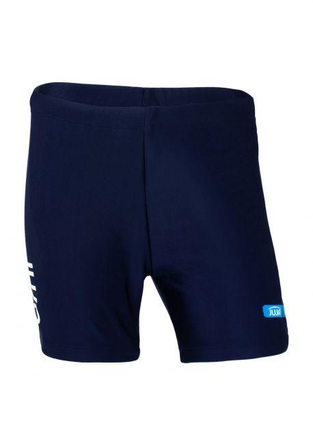 JUJA---UV-Zwemshorts-voor-kinderen---Solid---Marineblauw